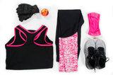 Sporttop roze_